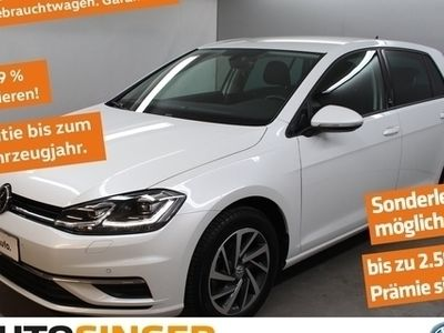 gebraucht VW Golf VII SOUND VII 1 5 TSI *LED*ACC*SHZ*PDC*