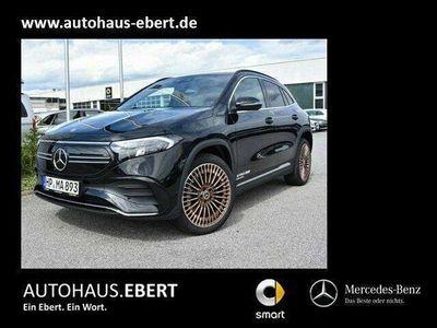 gebraucht Mercedes 250 EQA 250+Edition1+AMG Styling+Rückfahrk+Augm Real