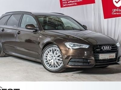 "gebraucht Audi A6 Avant 3.0 TDI quattro S-Line AHK, AdAir, LM19"", BOSE, KeylessGo, PDC+, Klima+"