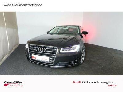 gebraucht Audi A8 3,0 TDI qu/Matrix-LED/SD/Luftf./Std.Hzg./HuD
