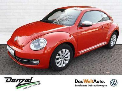 gebraucht VW Beetle Design 1.2 TSI /BLUETOOTH/PDC/GRA