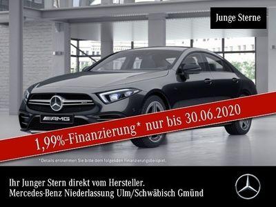 gebraucht Mercedes CLS53 AMG AMG 4M Fahrass WideScreen 360° Multibeam