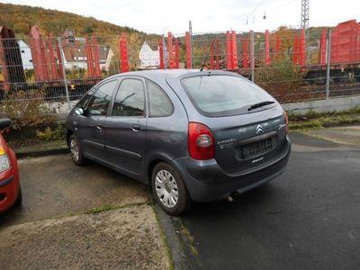 gebraucht Citroën Xsara Picasso 1.6 HDi FAP Confort, EURO 4 KLIMA.