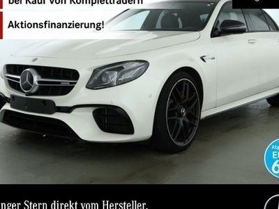 gebraucht Mercedes E63 AMG S 4M Carbon Driversp Perf-Abgas Fahrass