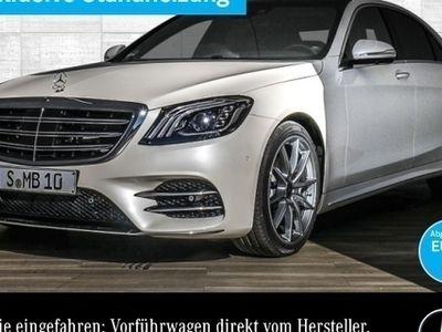gebraucht Mercedes S560 4Matic AMG-Line Remote-Park Standheizung