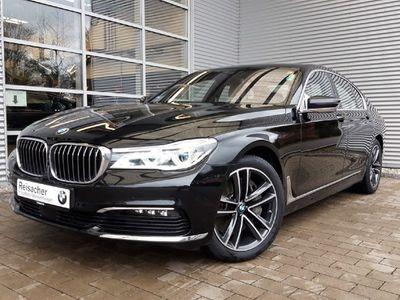 gebraucht BMW 750 i A xDrive Standh,DAB,ACC,Laser,SurrV,HUD,h&k