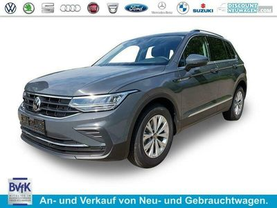 gebraucht VW Tiguan Life Navi/ LED/ 3-Zonen-Klima/ DAB