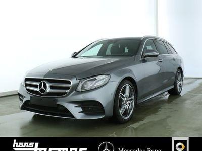 gebraucht Mercedes E300 T AMG Line Standhzg. AHK MULTIBEAM