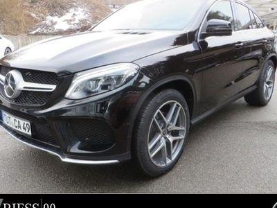 gebraucht Mercedes GLE350 d 4M Coupé AMG*Comand*Distronic*Pano*AHK