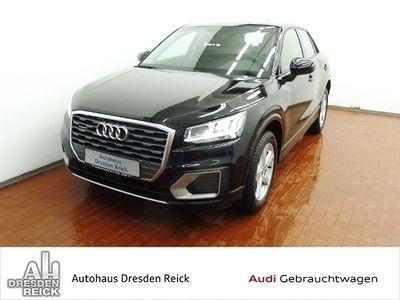 gebraucht Audi Q2 2.0 TFSI sport quattro/LED/Navi/GRA