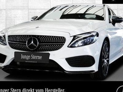 gebraucht Mercedes C300 Cp. AMG LED Night Kamera Navi PTS 9G Sitzh