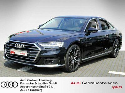 gebraucht Audi A8 50 Lim 3.0 TDI quattro Alu Laserlicht Leder