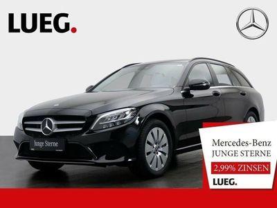 gebraucht Mercedes C200 T 4M COMAND+LED-HP+ParkAss+CarPlay+Kamera+