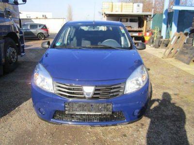 gebraucht Dacia Sandero Ambiance,I.Hand, Bagatellschaden