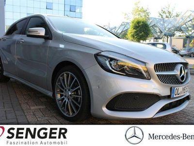 gebraucht Mercedes A180 d Limousine AMG, NAVI, Sitzheizung, LED