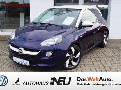 gebraucht Opel Adam 1.4 Slam,PDC,LMF,Klima,ZV Klima