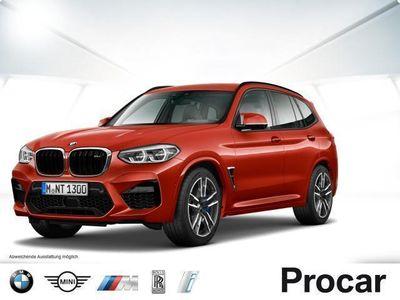 gebraucht BMW X3 M COMPETITION M Driver''s 21Zoll PA+ DA+ AHK