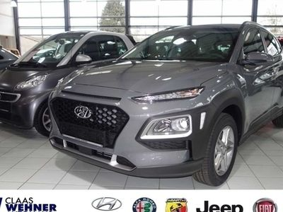 gebraucht Hyundai Kona 1.0 T-GDI 2WD Soko Navi *Rückfahrkam.,Navi,Klimaau