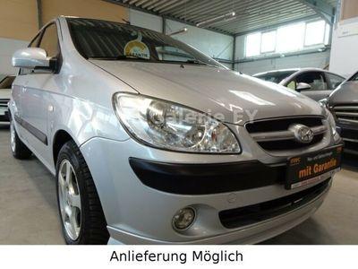 gebraucht Hyundai Getz 1.4 GLS,AUTOMATIK,WENIG KLM,KLIMA.