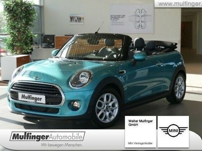 used Mini Cooper D Cabriolet