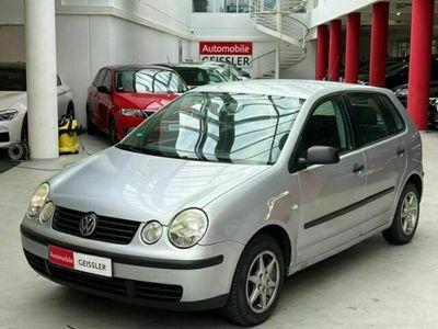 gebraucht VW Polo IV Basis Klima+Alu