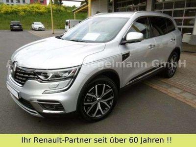 gebraucht Renault Koleos Limited Blue dCi 190 4x4 X-tronic+Winter