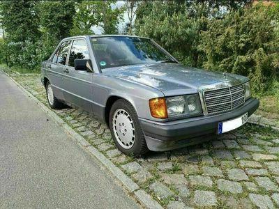 gebraucht Mercedes 190 W2011,8