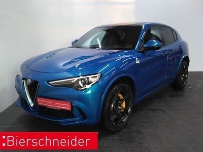 gebraucht Alfa Romeo Stelvio 2.9l QV UPE 96.900,- Finanzierung: 599,00 Euro mtl. NAVI/PANO/HARMANKARDON