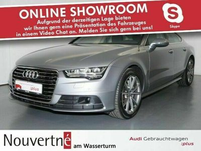 gebraucht Audi A7 Sportback 3.0 TDI ultra NaviPlus HUD Leder