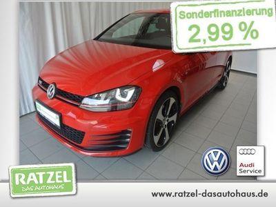 gebraucht VW Golf VII 2.0 TSI GTI Xenon Navi Standheizung