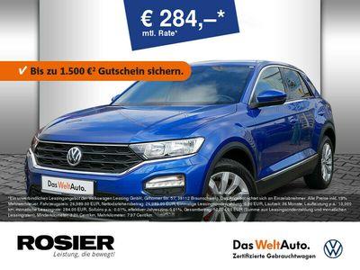 gebraucht VW T-Roc 1.5 TSI