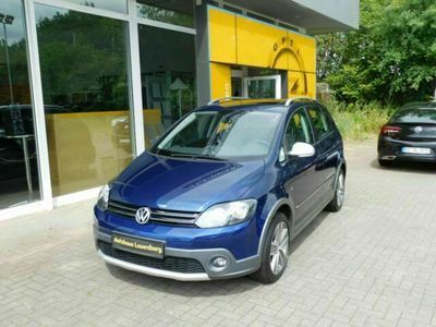 gebraucht VW Golf VI Plus Cross