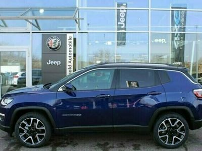 gebraucht Jeep Compass Limited 1,3l Gse T4 110kW (150PS) DCT