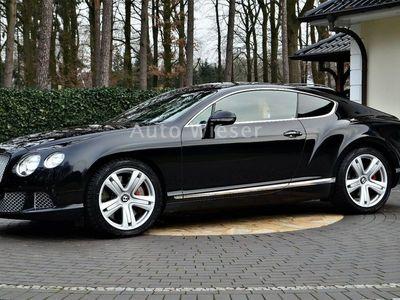 gebraucht Bentley Continental GT W12 ACC Kamera Massage Keyless