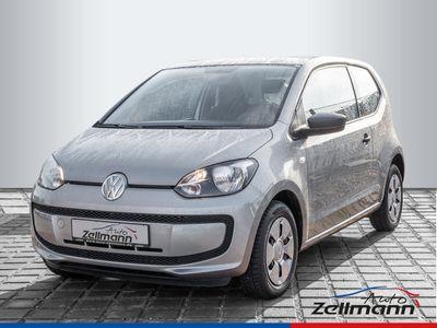 gebraucht VW up! up! take1.0 Benzin 44KW Schaltung Radio/CD/MP3. Klima. mob. Navi. Tag