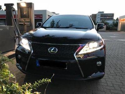 gebraucht Lexus RX450h (hybrid) F SPORT