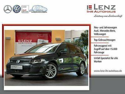 gebraucht VW Golf GTD Variant GTD 2.0 TDI Klima Navi Panodach