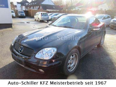 gebraucht Mercedes SLK200 200 RoadsterKompressor