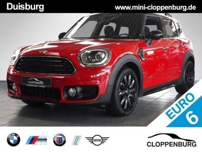 käytetty Mini Cooper D Countryman ALL4 Wired Chili LED Shz