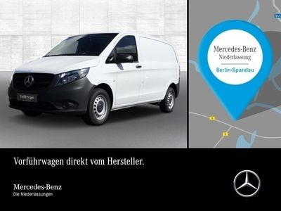 gebraucht Mercedes Vito 114 Kasten Kompakt Automatik AHK Kamera