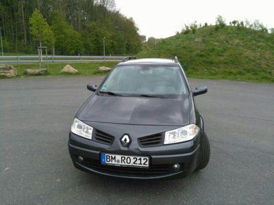 gebraucht Renault Mégane GrandTour 1.6 Avantage