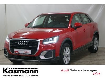 gebraucht Audi Q2 35 TFSI design S-TRONIC+AHK+LED+NAVI+PDC+GRA