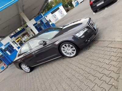 gebraucht Audi A8 3.0 TDI DPF quattro tiptronic Serviceheft TÜV