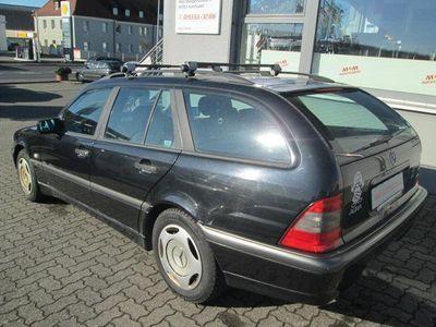 gebraucht Mercedes C180 T Classic*Klima+D 3 Norm*