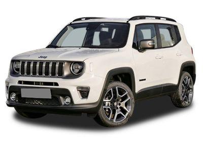 gebraucht Jeep Renegade Limited ALLRAD LED NAVI SITZHZ ALLWETTER