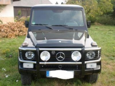 gebraucht Mercedes G230 Classic