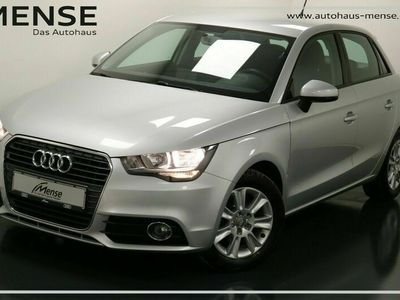 gebraucht Audi A1 Sportback 1.2 TFSI Attraction GRA Klima Radio