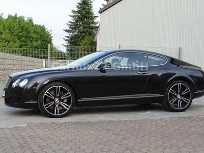 "gebraucht Bentley Continental GT 6.0 W12 4WD/Navi/Keyless/Xen/21"""