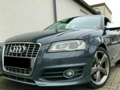 gebraucht Audi S3 Scheckheft gepflegt, Meteorgrau, TÜV neu