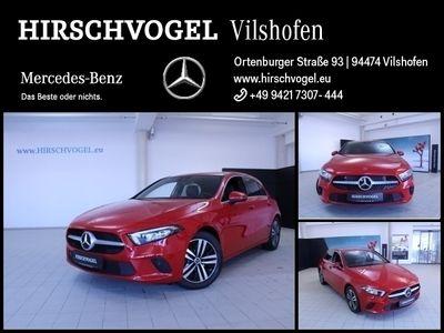 gebraucht Mercedes A180 Progressive+MBUX+Navi+LED+Parktronic+SHZ